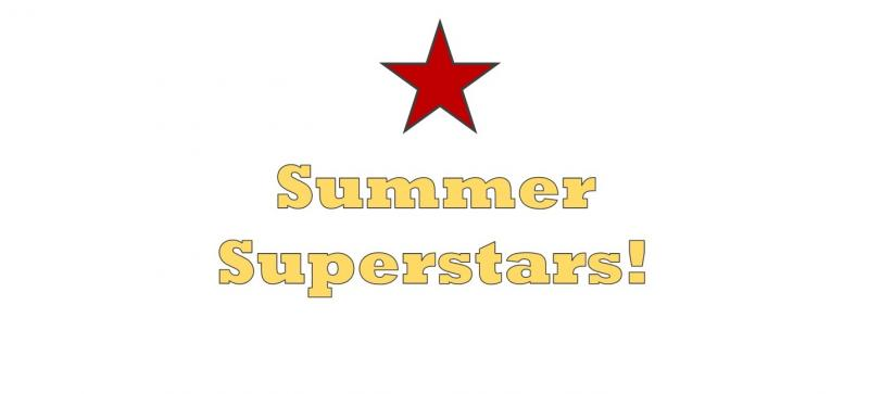 RJ JULIA Summer Superstars