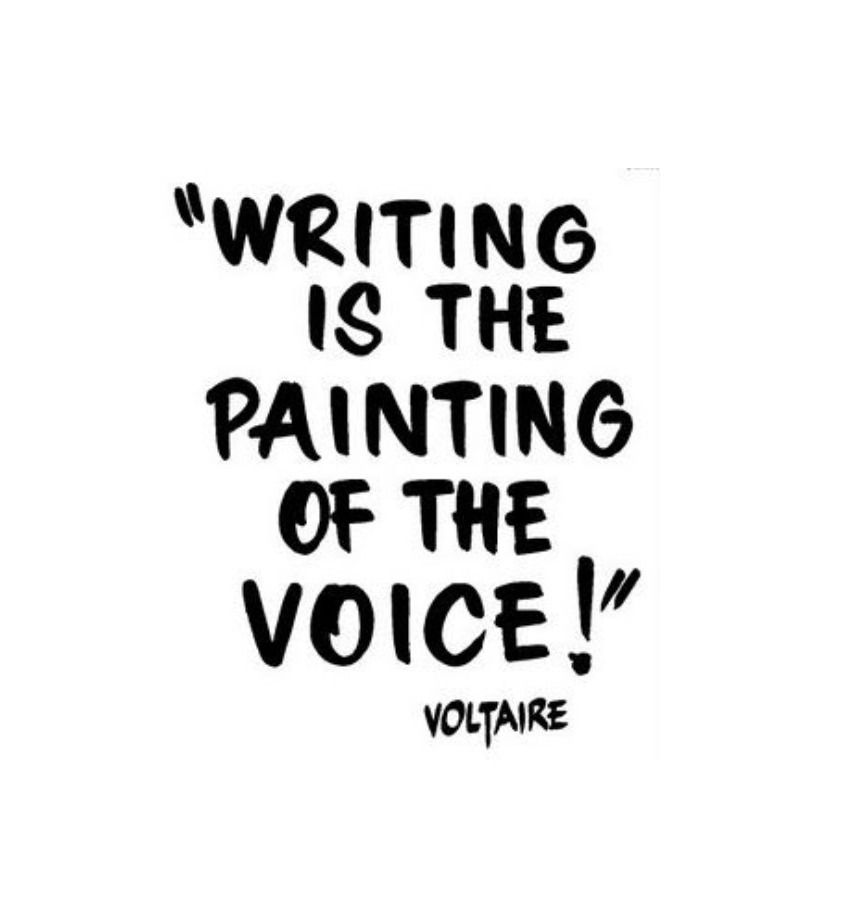 voltaire writing quote