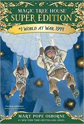 """Mary Pope Osborne, """"Magic Tree House Incredible Fact Book ... Jack And Annie Books"""